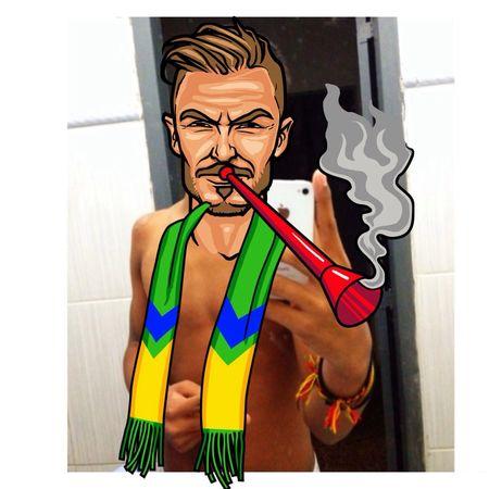 David Beckham ????