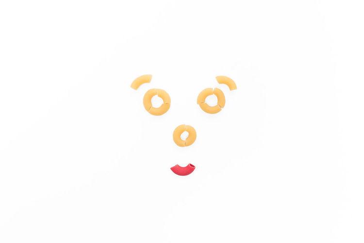 Pasta smiley
