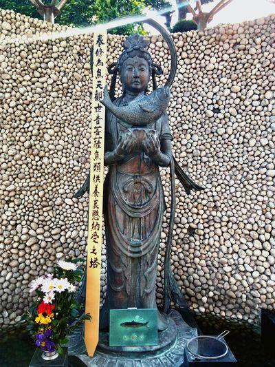 Buddhist Temple Buddhist Fish Temple Sardine