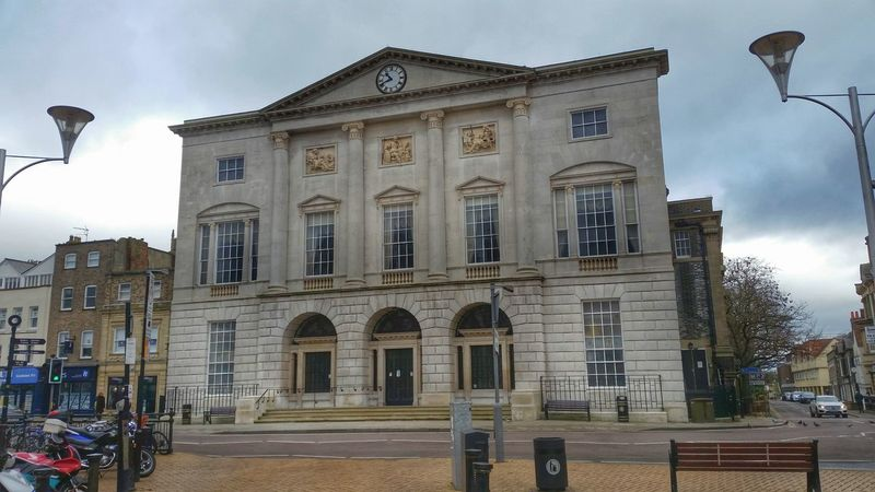 Chelmsford Shire Hall
