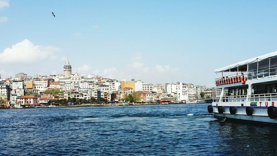 Istanbul Turkey Galatatower Weekend
