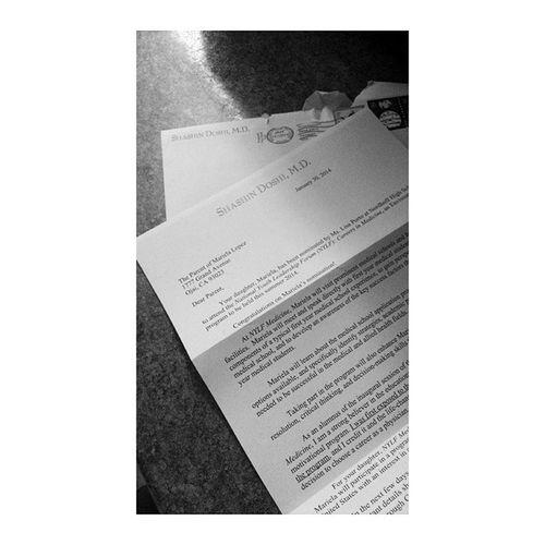 Got nominated for a summer medical internship (: ♡ Thefuture Nursing Teachernomination NYLF