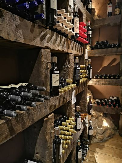 Drink Shelf