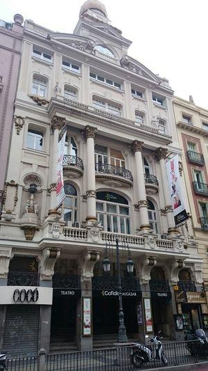 Teatro Cofidis Alcazar Street Photography Taking Photos The Traveler - 2015 EyeEm Awards The Architect - 2015 EyeEm Awards Arquitectura Madrid Architecture_collection