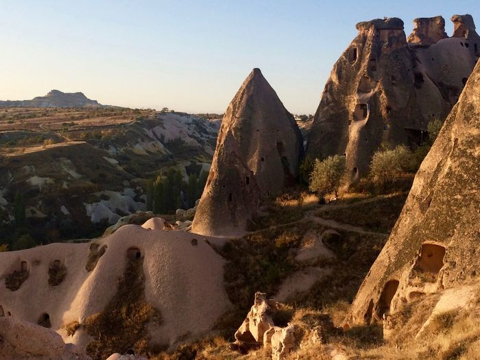 Ancient Ancient Civilization Balloons Cappadocia Flying Fossil Göreme Hot Air Balloon Hotairballoons Landscape Morning Mountain Mountains Nature Nature No People Outdoors Quarry Travel Destinations Turkey