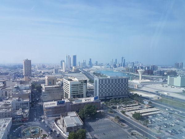 Bahrain Day Cityscape