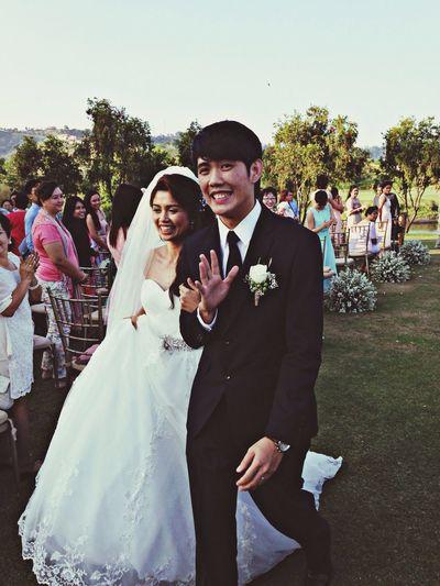 Mr. and Mrs. Poblete DanGer2014