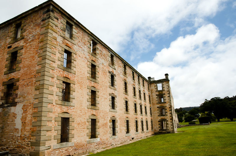 Port Arthur Convict Site - Tasmania - Australia Australia Hobart Jail UNESCO World Heritage Site Built Structure Convict Port Arthur Site Tasmania