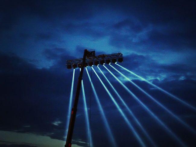 Star Wars Music Roskilde Festival Denmark Evening Sky