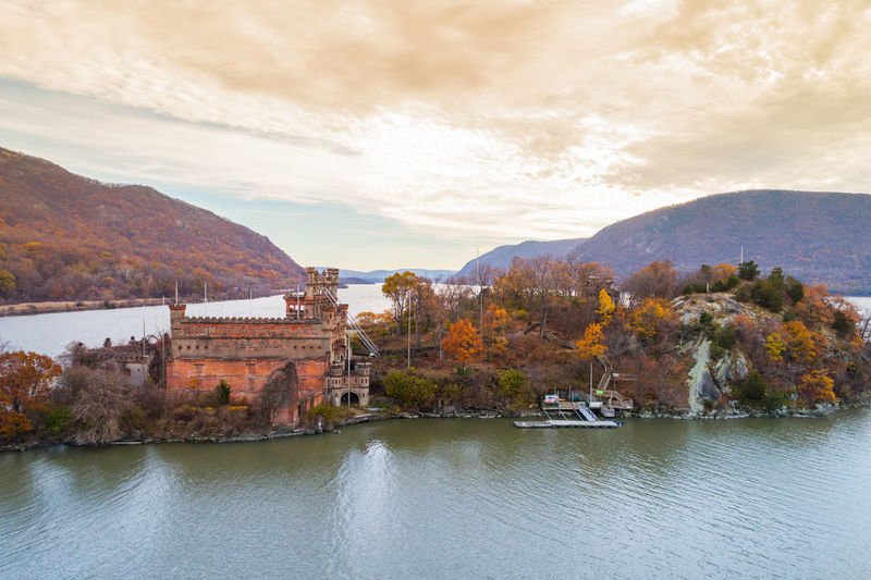 Autumn Drone  New York Architecture Beauty In Nature Building Exterior Built Structure Day Drone Photography Dronephotography Droneshot Mountain Nature No People Outdoors River Scenics Sky Tranquility Travel Destinations Tree Water Waterfront