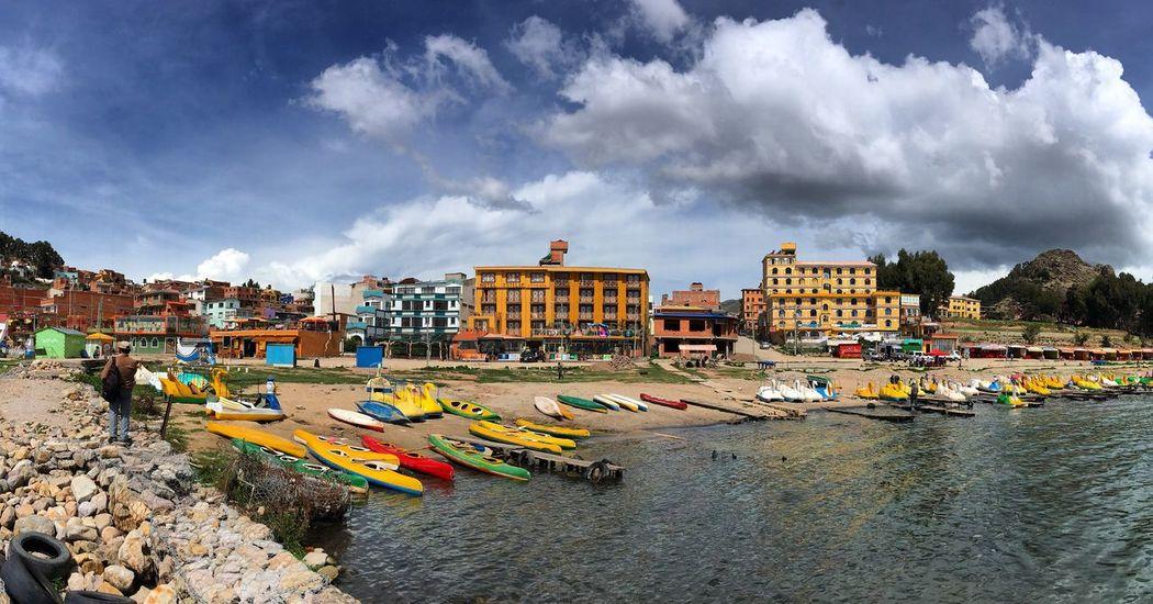 Bolivia Copacabana Bolivia Trip