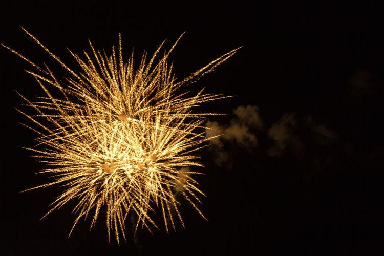 Firewoks Celebration New Year Fire Dark Night Bright Christmas Lights Sky Firewoks Photography