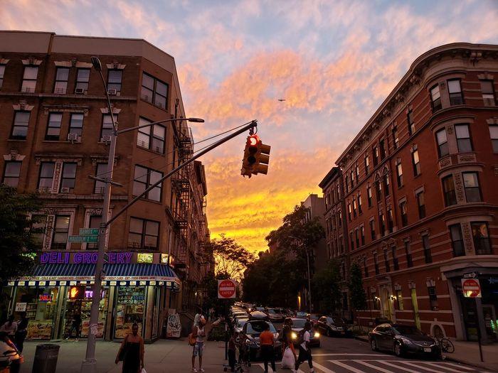 Sunset 🌇 City