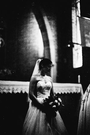 Sister ❤ Bride Wedding Black And White 35mm Film Film Photography Filmisnotdead Analog Photography Analogue Photography Nikon Nikon FE Neopan 1600 Neopan Love Fine Art Photography Wedding Photography Just Married