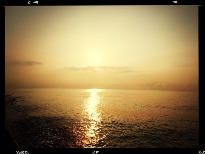 Sunrise Thailand DreamingTheLife Beach Beautiful Nature