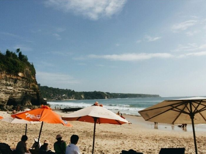 i spend all my summer holiday in here???☀ Bali Dreamland Beach Summer