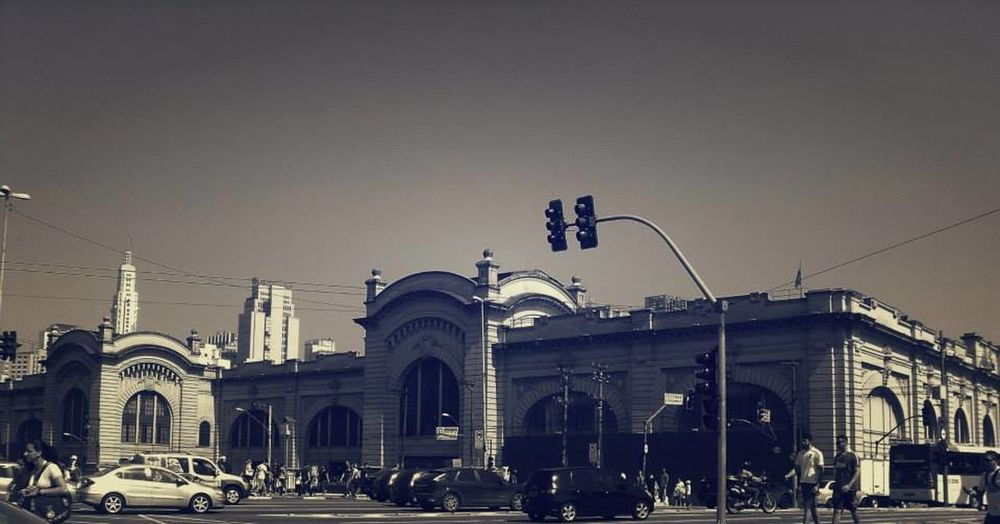 Architecture Mercado Municipal De São Paulo