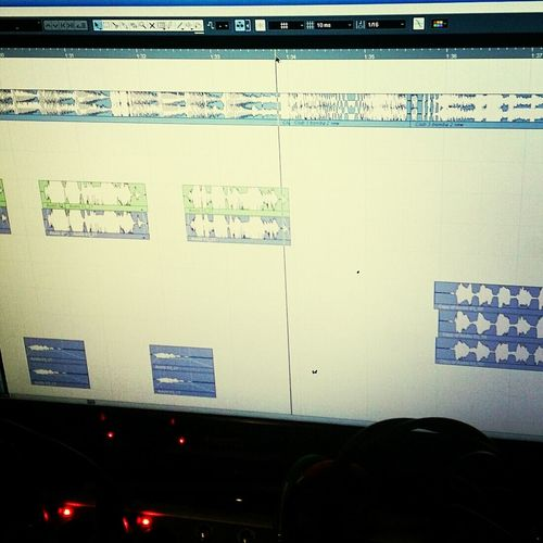 Yurigee studio work