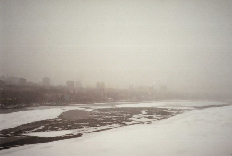 35mm City Cold Film Film Photography Mju2 Mjuii Nature Olympus Outdoors Snow Snowing Weather Winter
