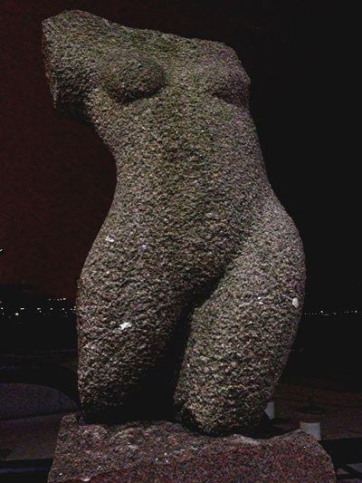 Statue in Oslo, Aker Brygge