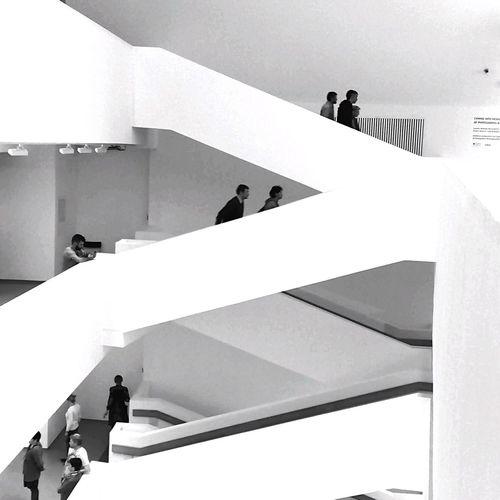 Multimedia art museum