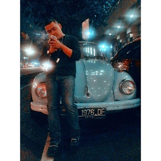 Jalan malam with kasatker