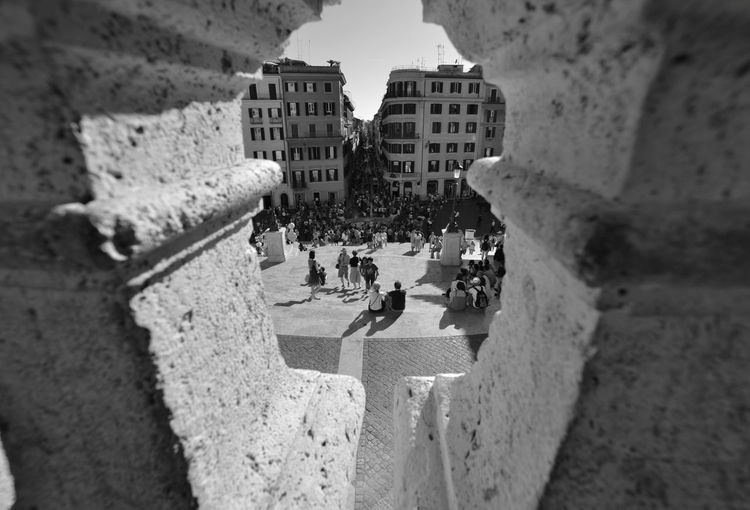Architecture EyeNewHere Monument Piazza Di Spagna Rome Street The Great Outdoors - 2017 EyeEm Awards The Street Photographer - 2017 EyeEm Awards Via Del Corso My Best Travel Photo