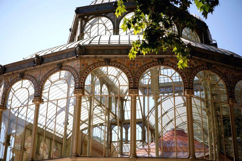 El Palacio de Cristal EEA3-madrid The Global EyeEm Adventure Madrid The Architect - 2015 EyeEm Awards Palacio De Cristal