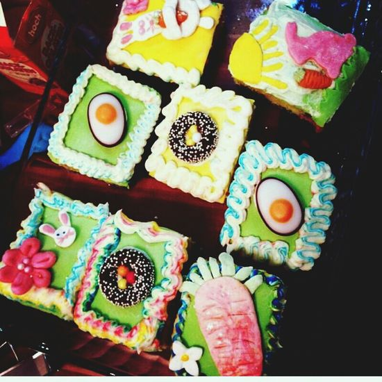 Happy Easter Love Selfmade Cake