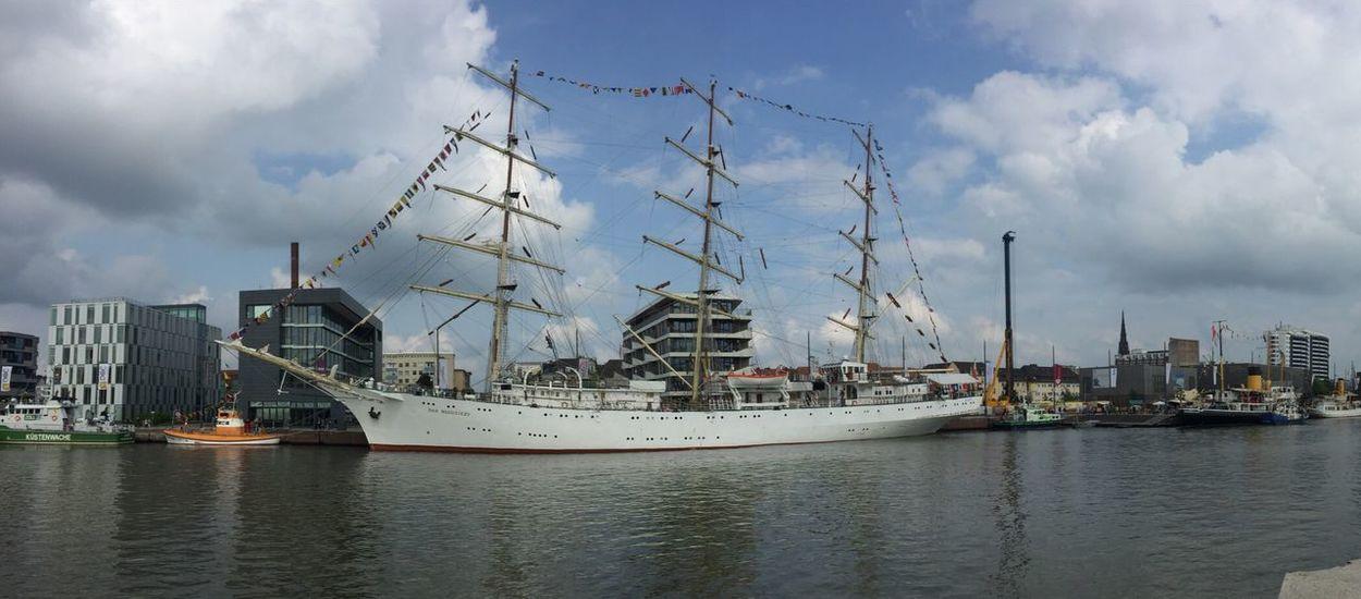 Darmlodziezy Sailing Ship Segelschiff Windjammer