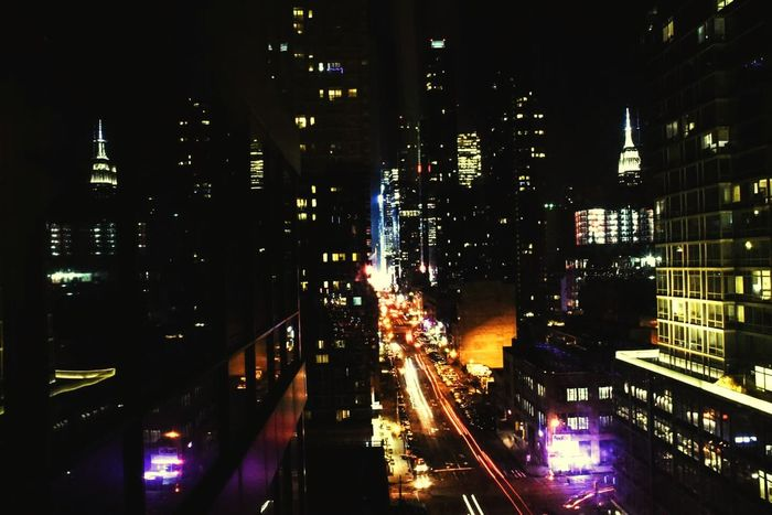 Times square Newyorkcity Cityneversleeps Nightphotography TimesSquare The Journey Is The Destination New Talent