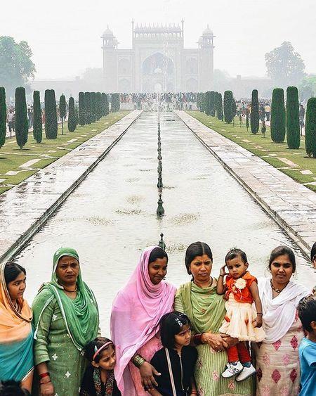 colours of india Agra India Indiatravel Photography