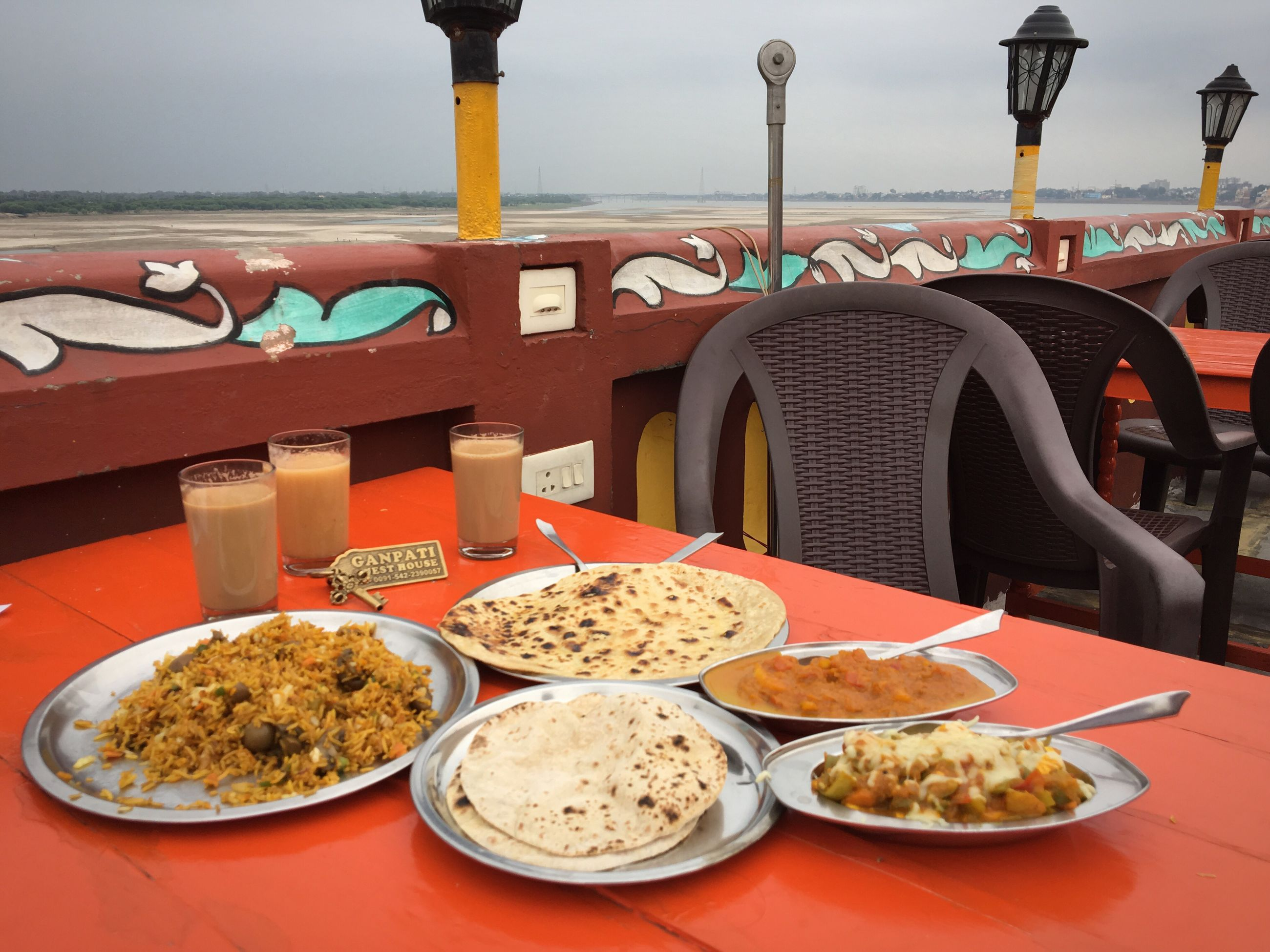 food and drink, food, sea, day, freshness, sky, vacations, ready-to-eat, tourism, no people, city life, tranquil scene