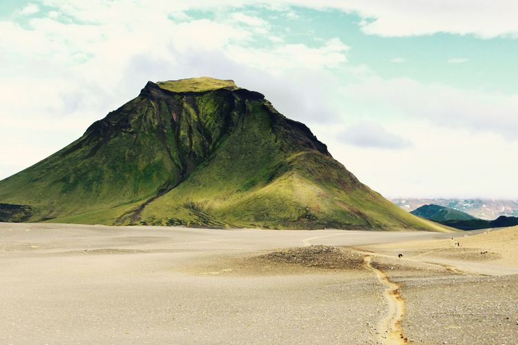 Can you guess what planet this is ? Sand Landscape Desert Extreme Terrain Sand Dune Mountain Geology Volcanic Landscape Arid Climate Travel Destinations Beauty In Nature Sky Iceland Travel Photography Travel Another World Planet Moon Outdoors Accidents And Disasters Lost In The Landscape