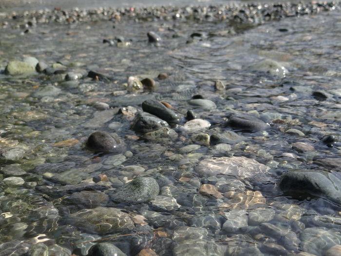 Kashmir Pebbles Water_collection Pebbles Taken A Bath