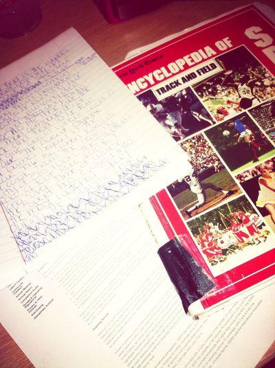 Paper Writing.