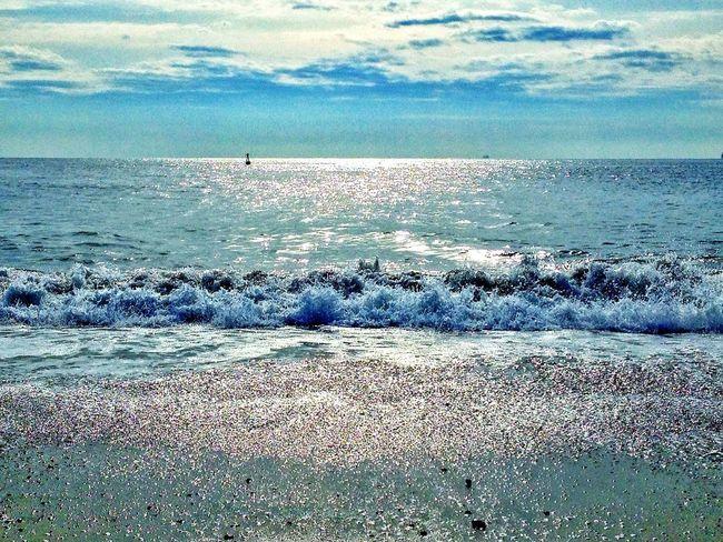 Wave And Sunshine