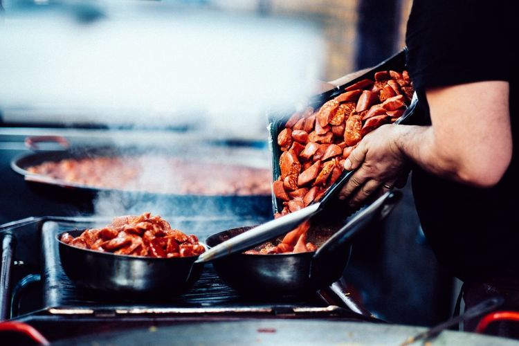 Chorizo!! Capture The Moment Foodporn Food Streetphotography EyeEm Best Shots Popular Photos Eye4photography  Food Porn Check This Out Foodphotography Fresh On Market 2018
