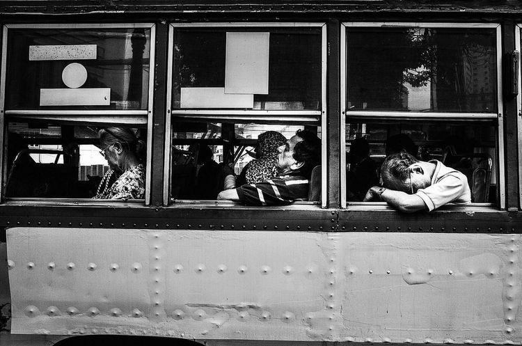 Bangkok Thailand. Streetphotography Yoonjeongvin Bus Street Art Vehicle Seat Public Transportation Bus Stop