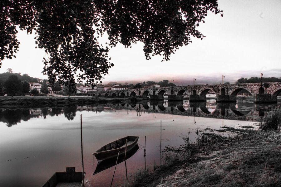 First Eyeem Photo Portugal_em_fotos Water Reflections Ponte De Lima