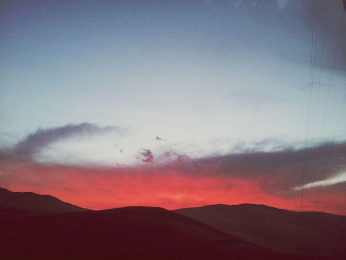 y se nos va la tarde en el ValledeLluta Sky Red Desert y a trotar un poquitiño