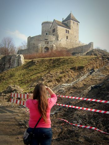 Catch Another Photographer Castle Poland Będzin