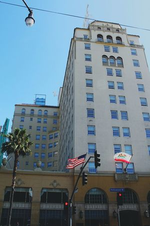 Roosevelt Hotel, Los Angeles Architecture Arts Culture And Entertainment Hollywood California California Love City Street Los Angeles, California Calovefornia City Life City The Architect - 2017 EyeEm Awards Live For The Story