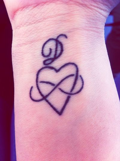 Tattoo Tattoo ❤ Love♥
