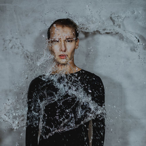 The Week on EyeEm Editor's Picks The Week on EyeEm Portrait Water Young Adult Man Androgyny Fashion Fashion Photography Editorial  My Best Photo