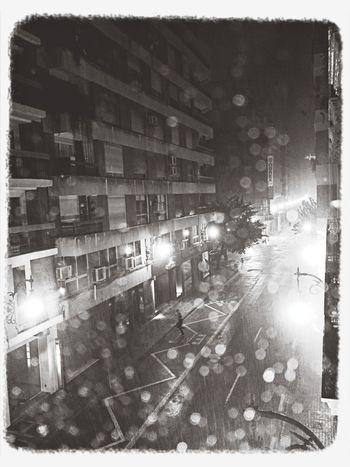 Rain Apocalypse Boy Running