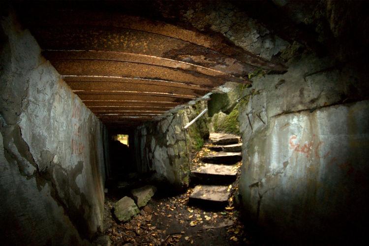 Bunker Masuren No People Nonazis Poland Ruined Sony Tamron Wolfsschanze