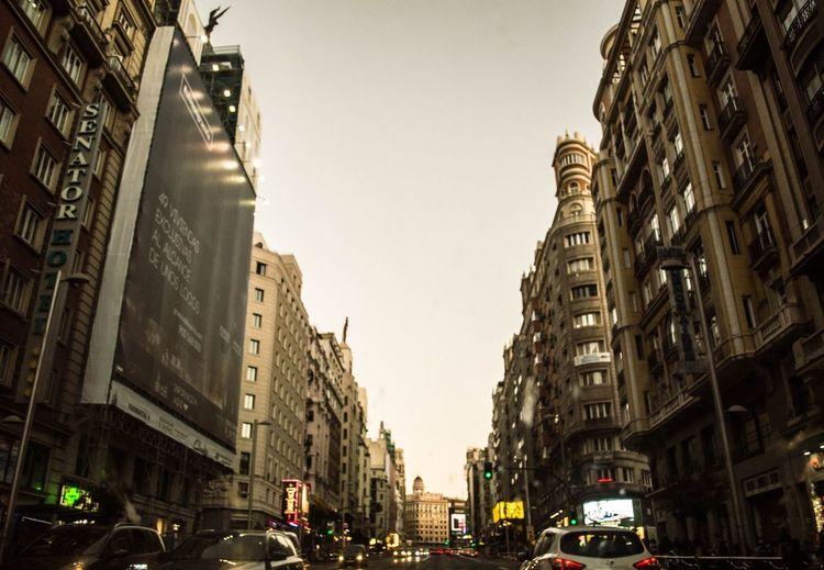 City Architecture Built Structure Building Exterior Skyscraper Outdoors No People Sky Day Madrid Madrid Spain Spain♥ Spain ✈️🇪🇸 Nikon D3200 Nikonphotography Nikonphotographer Nikon