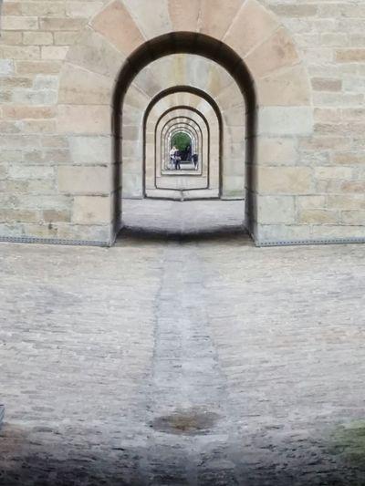 Sous le pont...