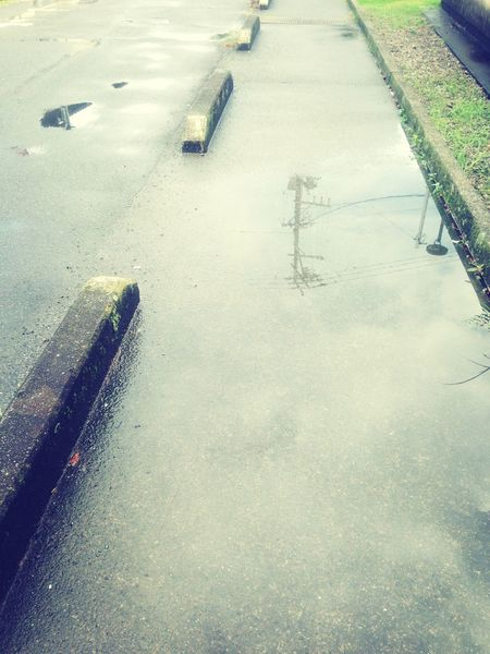IPhoneography 雨のあと
